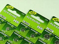 LR44 / AG13 /A76 Alkaline Button Cells Battery