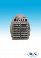 PVC-Jacket Battery (R6P/SUM3)