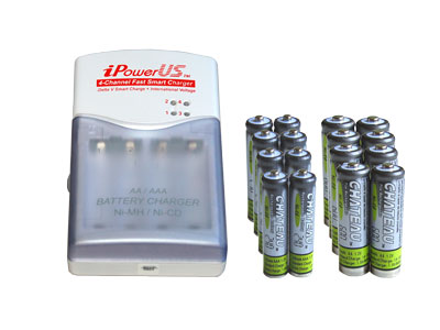 NiMH Battery AA 2700mAh