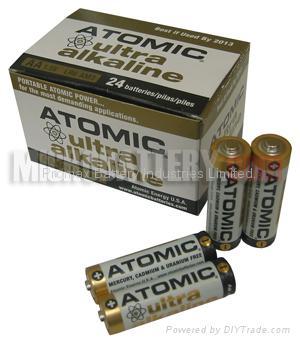 Super-Plus Piles Alcaline AA size LR06/AM3 (MN1500,15A)