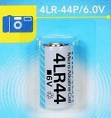 4LR44 - 6V Alkaline Battery
