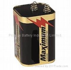 4LR25 Alkaline 6V Lantern Battery
