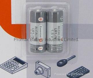 LR1/N Size battery MN9100 1