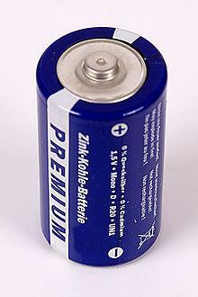 Super-Power BATTERY R20P 1