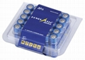 The PowerCell AA, AAA alkaline batteries