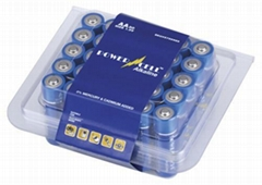 PowerCell AA, AAA Max-Power alkaline batteries