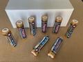 Lithium Iron Disulfide LiFeS2 Battery AA
