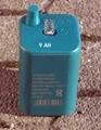 Hochleistungsbatterie, Blockbatterie 6V/9Ah, IEC 4R25