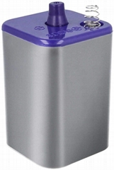 Trockenbatterie Standard, Zink-Kohle Batterie 4R25 6V / 7Ah, 9Ah
