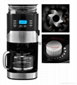 Grinder And Brew Coffee Maker 1