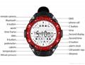 Bluetooth 30m water proof sport watch  2