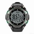 Bluetooth 30m water proof sport watch  3