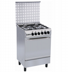 60*60 series freestanding oven with 4