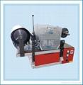 Plate hot stamping machine