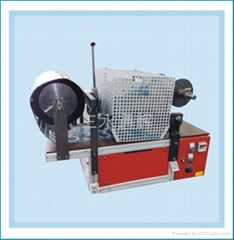 Plate hot stamping machine