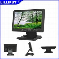 """利利普 10.1"""" USB 显示器 带触摸功能 UM-1010/T"""