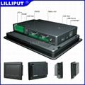 利利普7寸嵌入式平板電腦&嵌入式PC WinCE或linux系統 GK7000 3