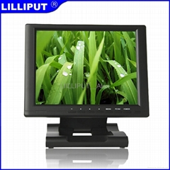 "LILLIPUT 10.4"" TFT LCD Monitor with DVI & HDMI  FA1046-NP/C/T"