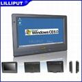 利利普 8寸嵌入式PC,帶Wi