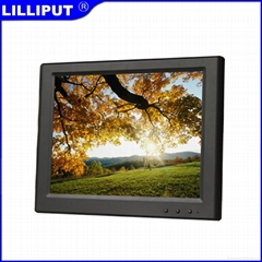 LILLIPUT 8'' USB powered monitor with touch function  UM-80/C/T