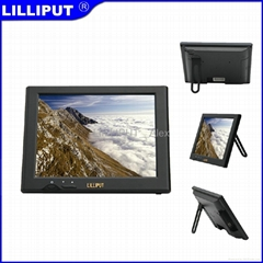 LILLIPUT 8'' USB powered monitor,built in speaker with touch function UM-82/C/T
