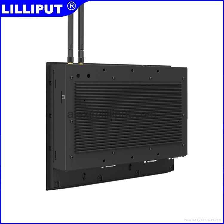 利利普 10.4寸觸摸控制一體機 工業嵌入式平板電腦 PC-1041 4