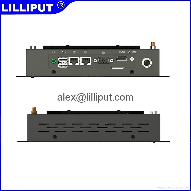 利利普 PC-700 7寸嵌入式平板電腦 工業平板電腦 智能終端 2