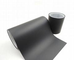 全遮光遮蔽單面啞黑保護膜膠帶
