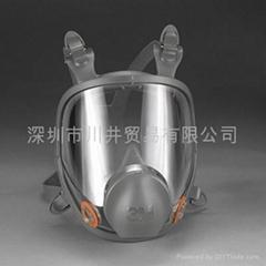 3M6800防护面罩