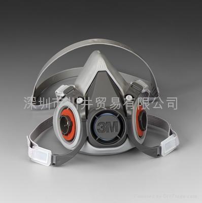 3M6800防護面罩 2