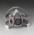 3M6800防护面罩 2