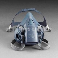 3M7502防護面具