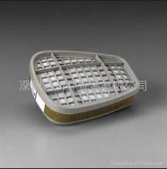 3M6006多用氣體濾毒盒