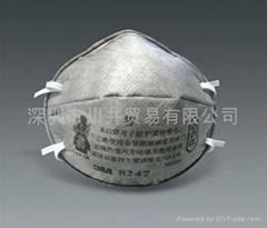 3M8247防护口罩