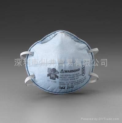 3M8247防护口罩 2