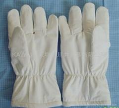180度耐高溫無塵手套 耐高溫防靜電手套