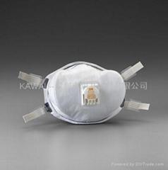 3M8233 N100防护口罩