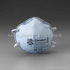 3M8246 R95防护口罩