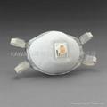 3M8514 N95防護口罩
