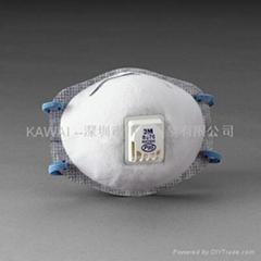 3M8576 P95防护口罩