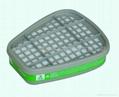 3M6004氨气.甲胺滤毒盒