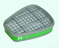 3M6004氨氣.甲胺濾毒盒