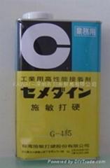 CEMEDINE 施敏打硬 G-485胶水