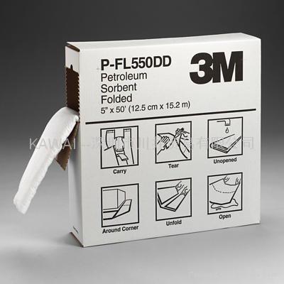 3M P-110片状吸收棉 5