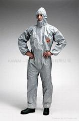 杜邦 Tychem F化学防护服,杜邦F级化学防护服