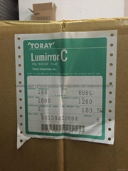 TORAY LUMIRROR E6ZL