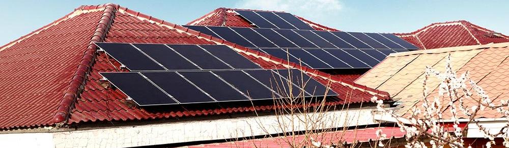 家庭太阳能发电