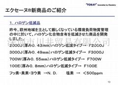 東麗愛克塞納6200U,TORAY ECSAINE 6200U