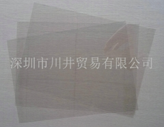 SKC SH82 PET FILM 透明印刷材料 薄膜開關