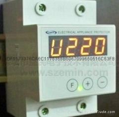 过压保护器 有效保护电器不被高压烧坏